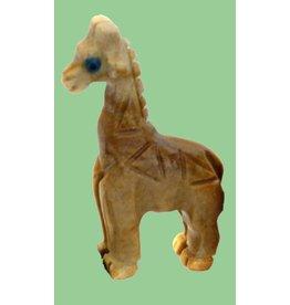 Giraffe Speckstein ca. 33 mm