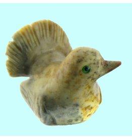 Taube Speckstein ca. 33 mm