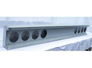 VTS Bumper 8x ronde gaten voor oldskool gloeilampen