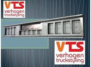 VTS bumper 8x+5 gaten en kenteken uitsparing