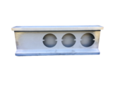 VTS bumper deel 3 gaats rond staal