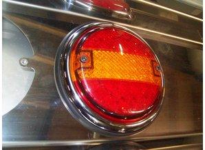 bulldog Chrome sierring 140mm