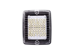 izeled-strands LED Lamp 3-kamer achterlicht blank