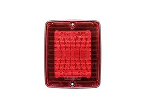 izeled-strands LED Lamp achterlicht-stop rood