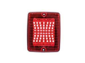 izeled-strands LED Lamp mistlicht rood