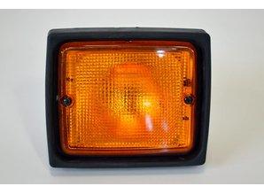 Hella Lamp unit enkel knipperlicht Oranje