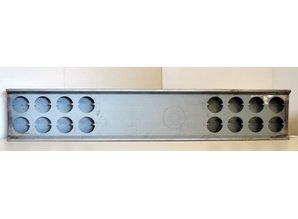 VTS Bumper 16x ronde gaten voor LED lampen