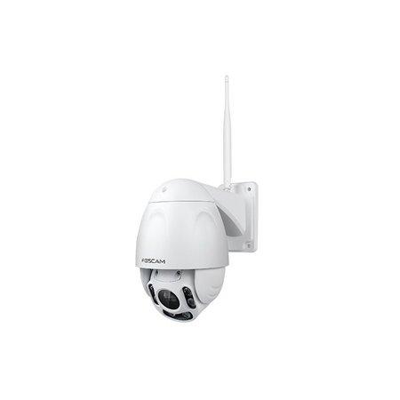 Foscam Foscam FI9928P bewakingscamera IP-beveiligingscamera Buiten Muur 1920 x 1080 Pixels