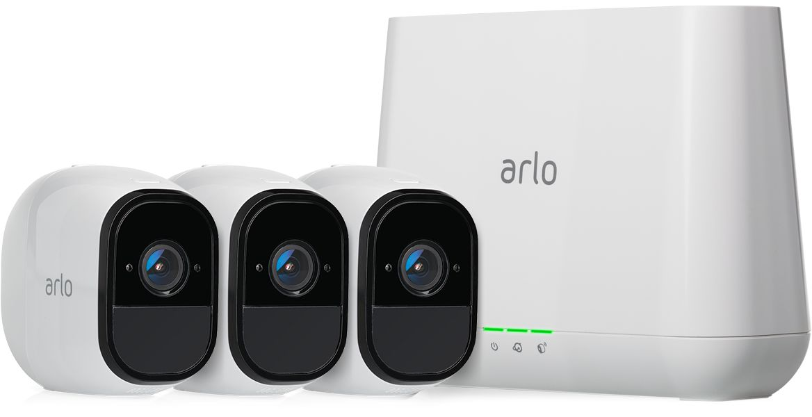 New Arlo Pro Cloud Camera's