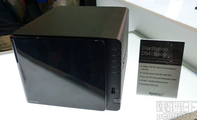 Synology DS415play en DS215air
