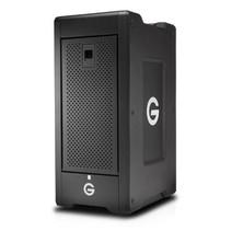 G-Technology G-SPEED Shuttle XL disk array 60 TB Desktop Zwart