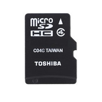 SD microSD Card  16GB Toshiba SDHC HighSpeed M102/R15 retail