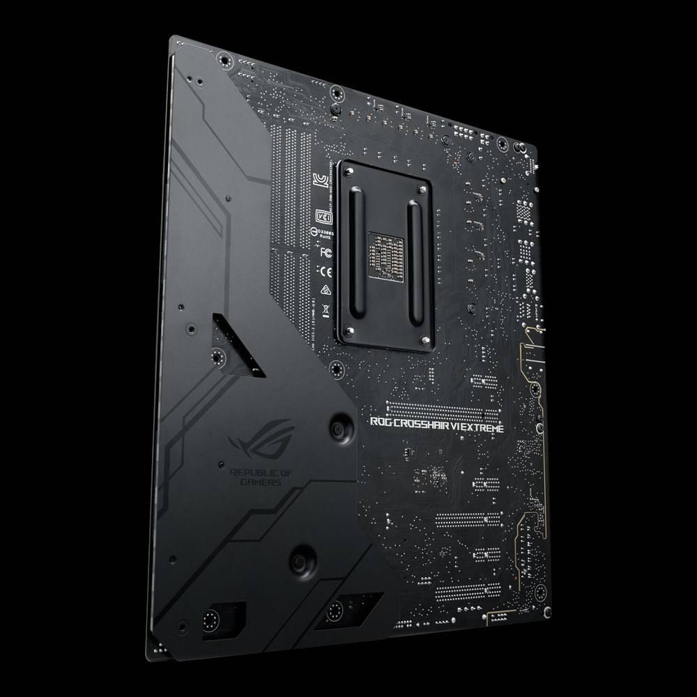 ASUS ROG CROSSHAIR VI EXTREME AMD X370 Socket AM4 Verlengd ATX