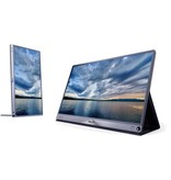 """Asus ASUS MB16AC computer monitor 39,6 cm (15.6"""") 1920 x 1080 Pixels Full HD LED Grijs"""