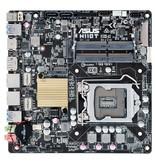 Asus ASUS H110T moederbord LGA 1151 (Socket H4) Mini ITX Intel® H110