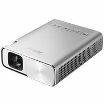 ASUS ZenBeam E1 beamer/projector 150 ANSI lumens DLP WVGA (854x480) Draagbare projector Zilver