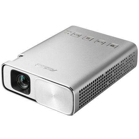 Asus ASUS ZenBeam E1 beamer/projector 150 ANSI lumens DLP WVGA (854x480) Draagbare projector Zilver