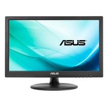 """ASUS VT168N point touch monitor 39,6 cm (15.6"""") 1366 x 768 Pixels Zwart Multi-touch"""