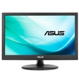 "Asus ASUS VT168N point touch monitor touch screen-monitor 39,6 cm (15.6"") 1366 x 768 Pixels Zwart Multi-touch"