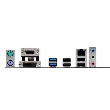 Asus ASUS H110M-K moederbord LGA 1151 (Socket H4) Micro ATX Intel® H110