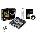 Asus ASUS H110I-Plus moederbord LGA 1151 (Socket H4) Mini ITX Intel® H110