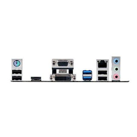 Asus ASUS H110I-Plus LGA 1151 (Socket H4) Mini ITX Intel® H110