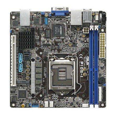 Asus ASUS P10S-I server-/werkstationmoederbord LGA 1151 (Socket H4) Mini-ITX Intel® C232