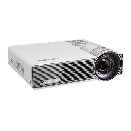 Asus ASUS P3B beamer/projector 800 ANSI lumens DLP WXGA (1280x800) Draagbare projector Wit