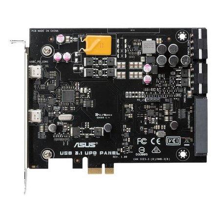 Asus ASUS 90MC03H0-M0EAY0 interfacekaart/-adapter USB 3.2 Gen 1 (3.1 Gen 1) Intern