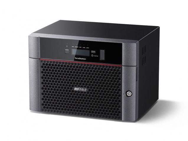 Buffalo Buffalo TeraStation 5810DN NAS Desktop Ethernet LAN Zwart