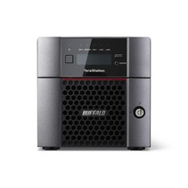 Buffalo TeraStation 5210   4TB NAS & iSCSI 2x2TB 2xGigabit retail