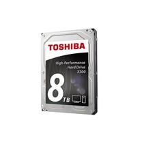 """Toshiba X300 3.5"""" 8000 GB SATA III"""