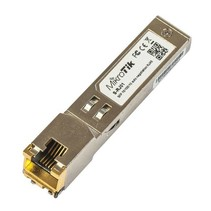 Mikrotik S-RJ01 network switch module Gigabit Ethernet