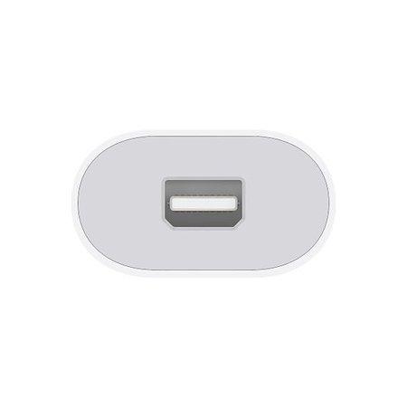 Apple Apple MMEL2ZM/A kabeladapter/verloopstukje Thunderbolt 3 (USB-C) Thunderbolt 2 Wit