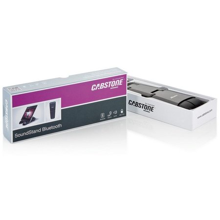 Apple Cabstone 95197 2.0kanalen 5W Zwart dockingluidspreker