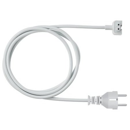 Apple Apple MK122D/A Wit electriciteitssnoer