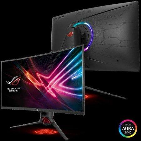 "Asus ASUS XG32VQ 80 cm (31.5"") 2560 x 1440 Pixels Wide Quad HD LED Zwart"