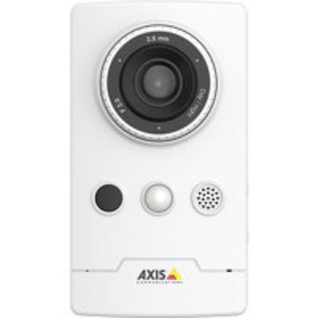 Axis Axis COMPANION CUBE LW IP security camera Binnen kubus Wit
