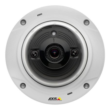 Axis Axis M3024-LVE IP security camera Binnen & buiten Dome Wit