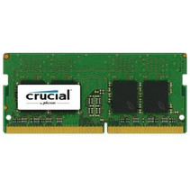 SO DDR4  8GB PC 2400 CL17  Crucial Dual Rank 1,2V