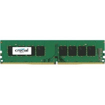 DDR4  8GB PC 2400 CL17  Crucial Dual Rank retail