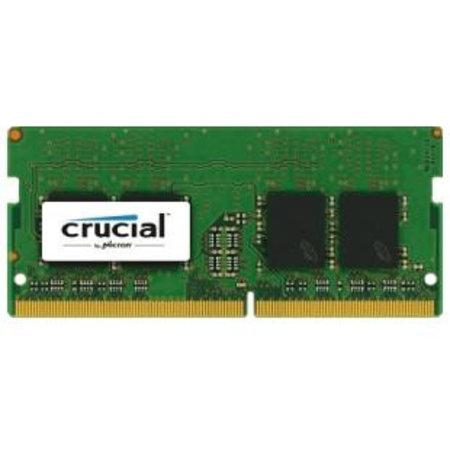 Crucial Crucial 4GB DDR4 geheugenmodule 1 x 4 GB 2400 MHz
