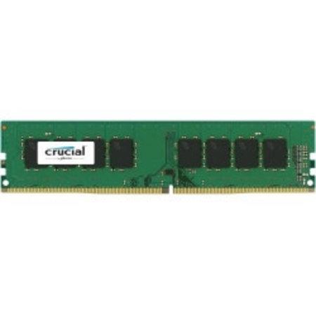 Crucial Crucial CT4G4DFS824A geheugenmodule 4 GB 1 x 4 GB DDR4 2400 MHz