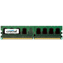 DDR3  4GB PC 1600 CL11  Crucial Single Rank bulk