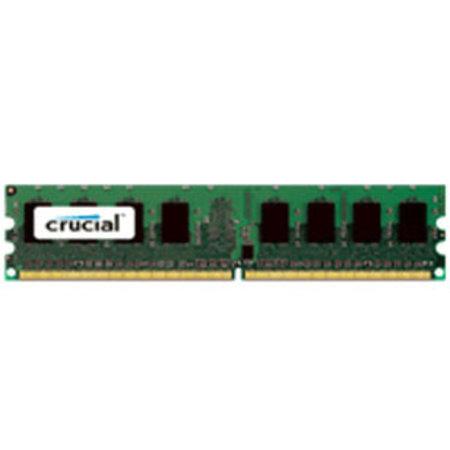 Crucial Crucial 4GB DDR3 PC3-12800 geheugenmodule 1 x 4 GB 1600 MHz