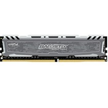 DDR4 16GB PC 2400 CL17  Crucial Ballistix Sport retail