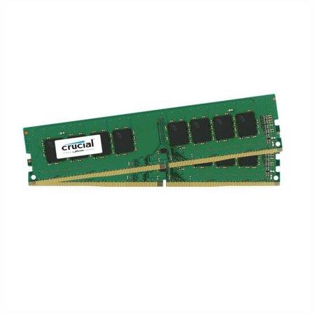Crucial Crucial 16GB Kit (8GBx2) DDR4 geheugenmodule 2 x 8 GB 2400 MHz