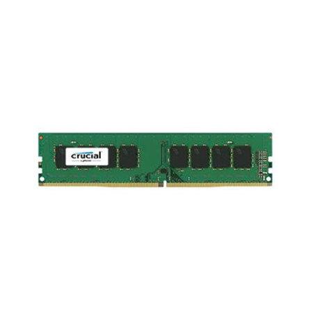 Crucial Crucial CT8G4DFS824A geheugenmodule 8 GB 1 x 8 GB DDR4 2400 MHz