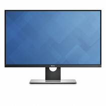 "DELL UltraSharp UP2716D 68,6 cm (27"") 2560 x 1440 Pixels Quad HD LCD Zwart, Zilver"