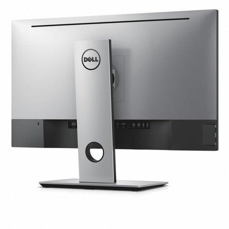 """Dell DELL UltraSharp UP2716D 68,6 cm (27"""") 2560 x 1440 Pixels Quad HD LCD Zwart, Zilver"""
